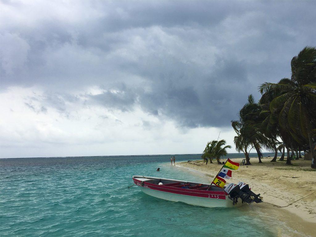 Barco em Chichime