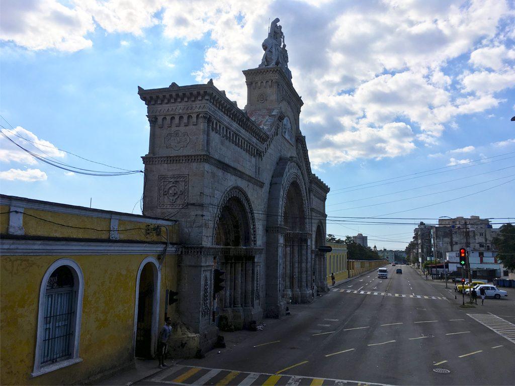 Cemitério Cristóbal Colón