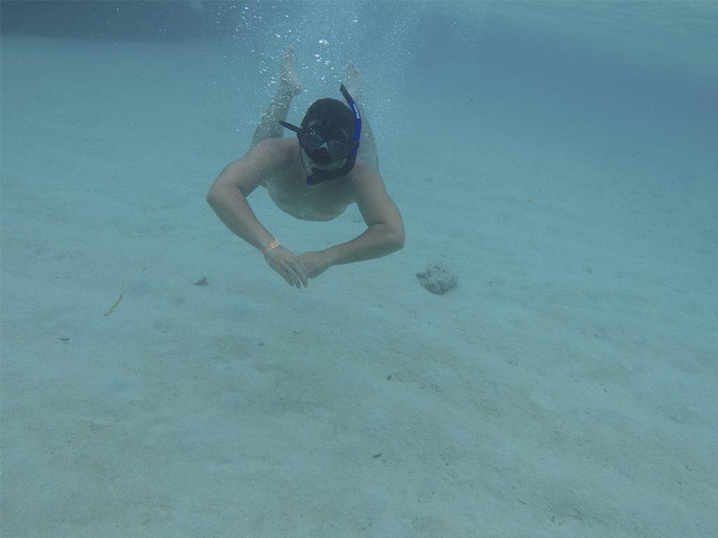 Mergulho em Isla Perro Chico