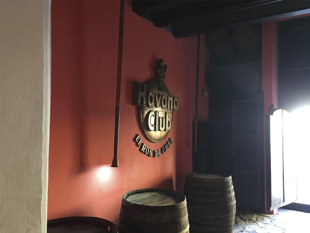 Museu del Run Havana Club