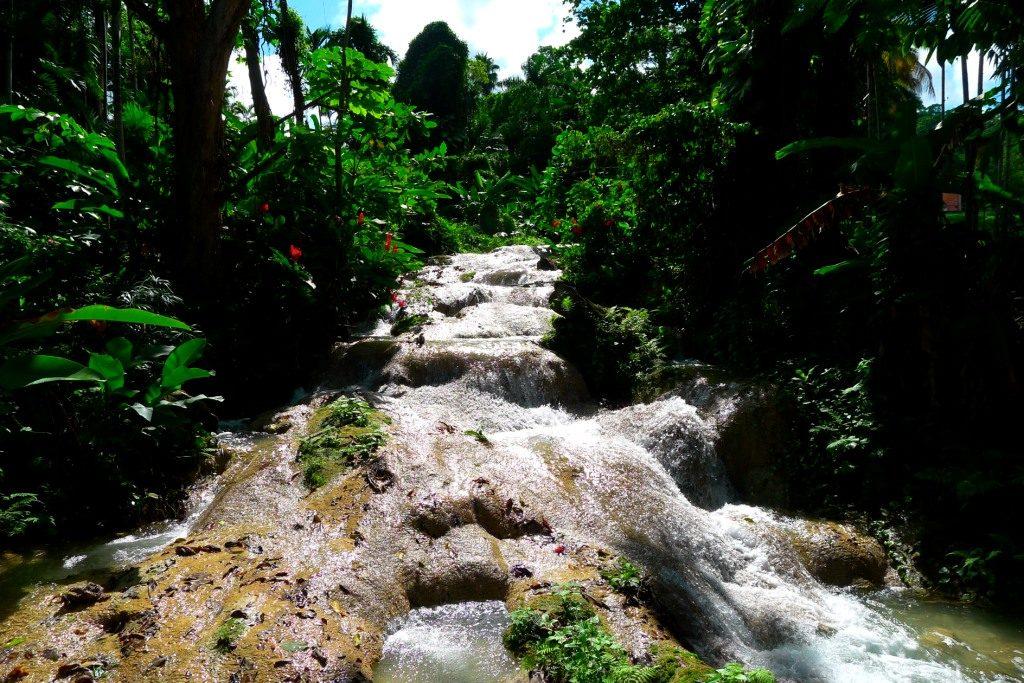 Turtle River Falls por keatssycamore