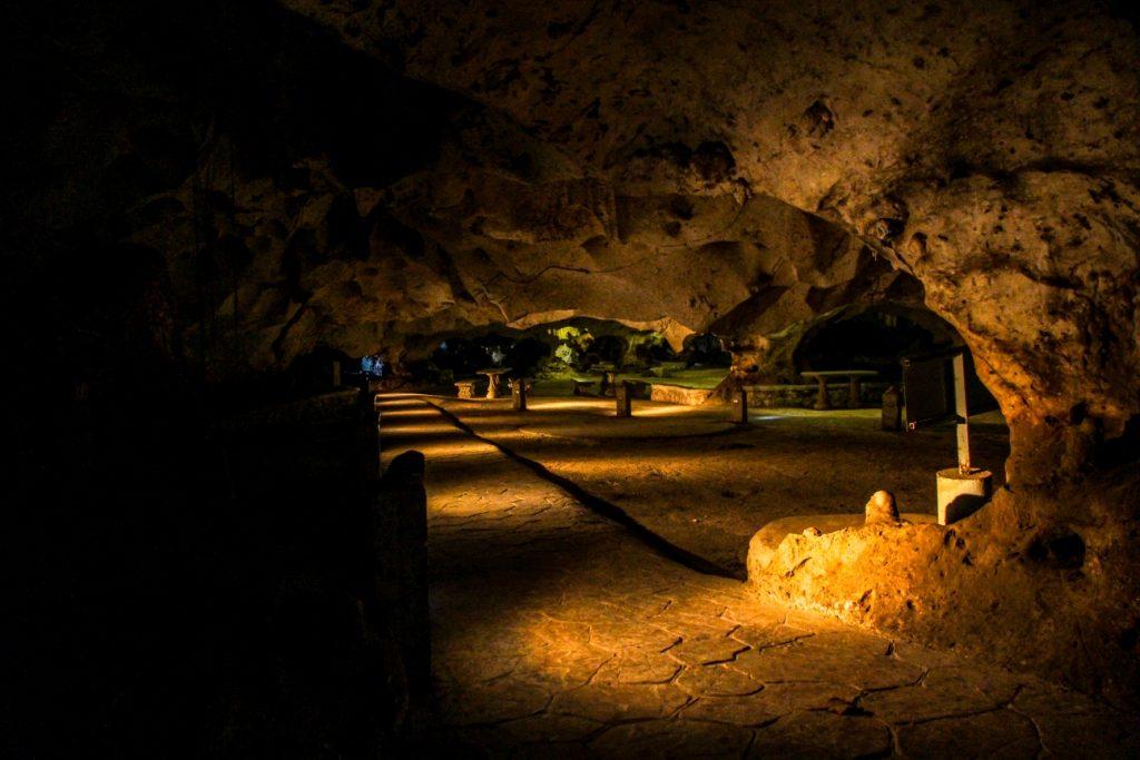 Green Grotto por Stéphane DAMOUR