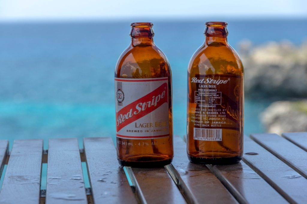 Red Stripe por Stéphane DAMOUR (Flickr)