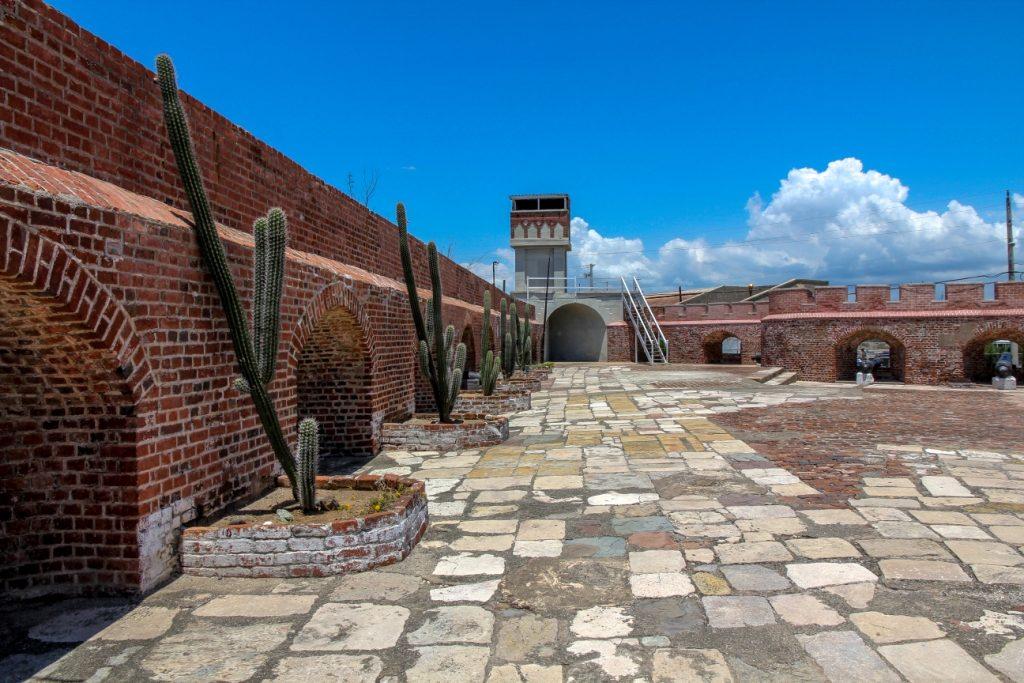 Fort Charles por Stéphane DAMOUR