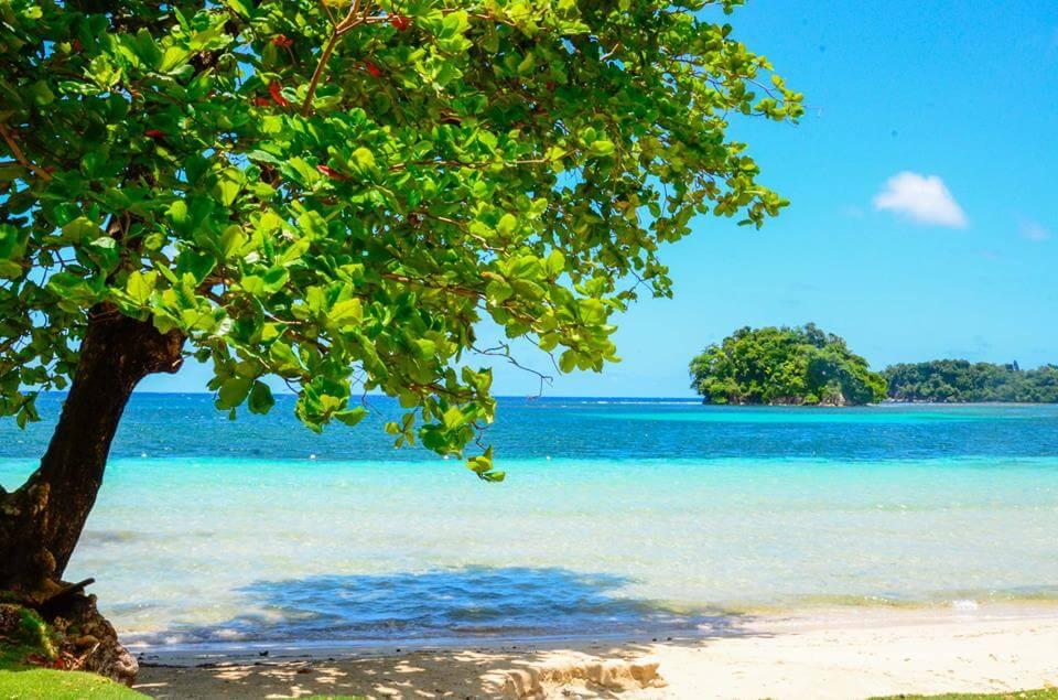San San beach,Drapers, Portland, Jamaica