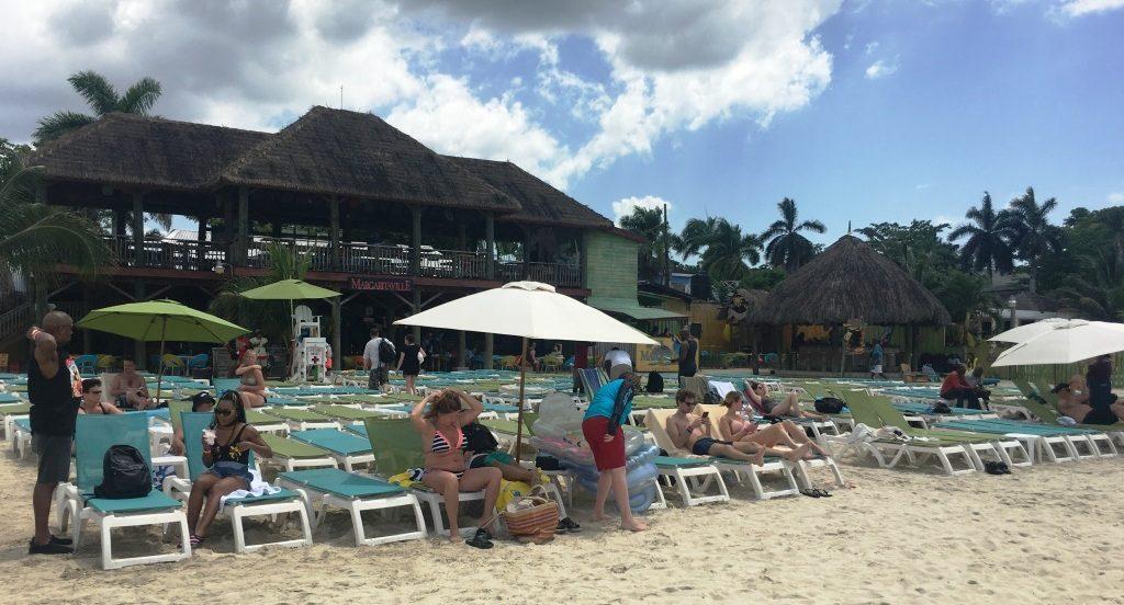 Margaritaville na Seven Mile Beach