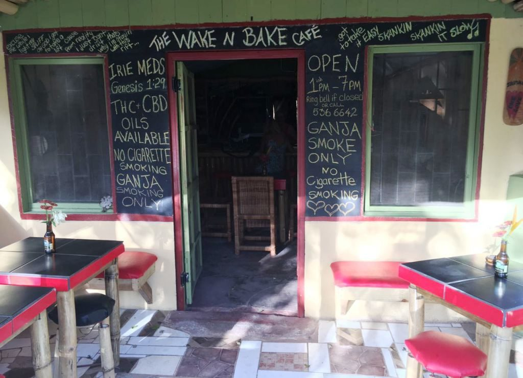 The Wake N Bake Café