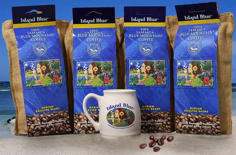 Blue Mountain Coofee por Anthony Mark Images (Flickr)