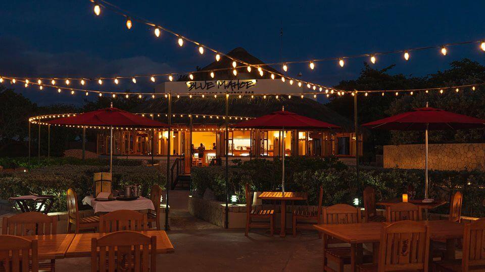 Blue Mahoe Restaurant