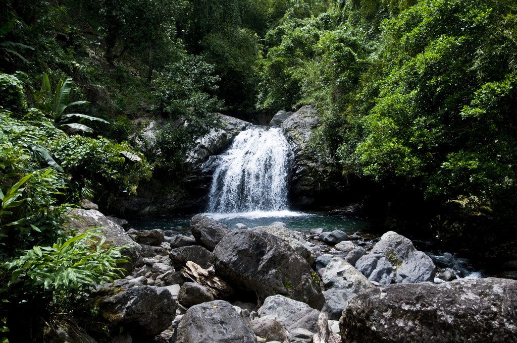 Fishdone Waterfall. Foto por Morgan Paar, courtesy of Nomadic Frames