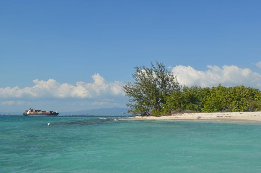 Lime Cay por Kent MacElwee