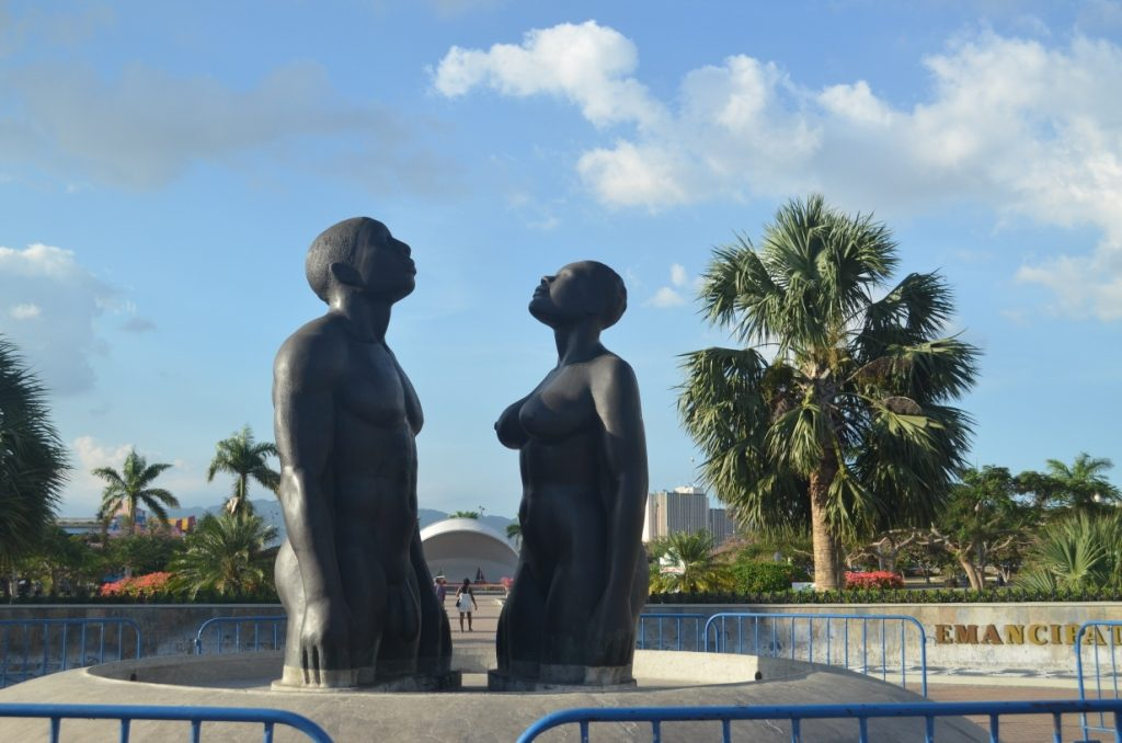 Emancipation Park por Kent MacElwee