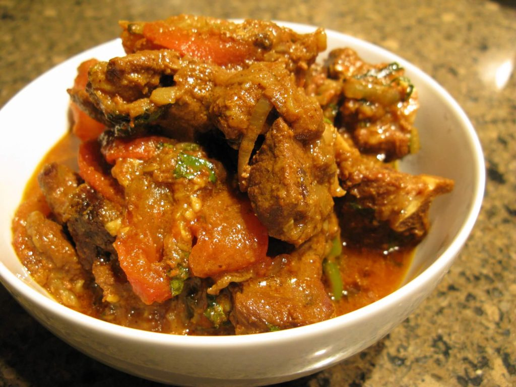 Goat Curry por Glen MacLarty (Flickr)