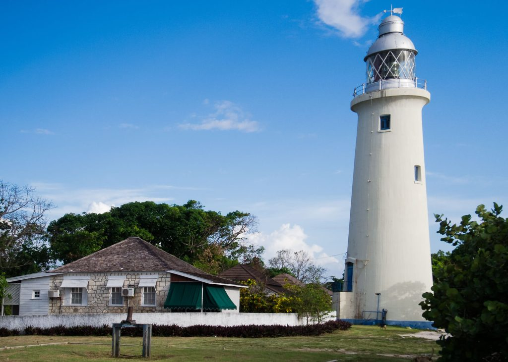 Negril Lighthouse por Karen Maraj