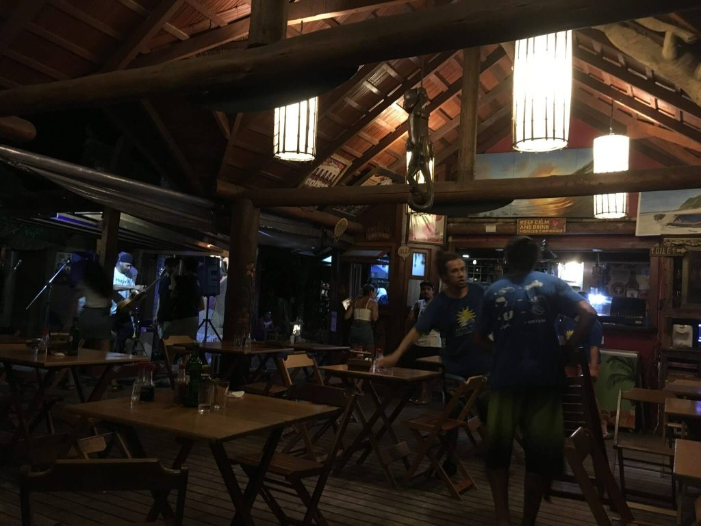 Bar Astral da Ilha - Ilha do Mel
