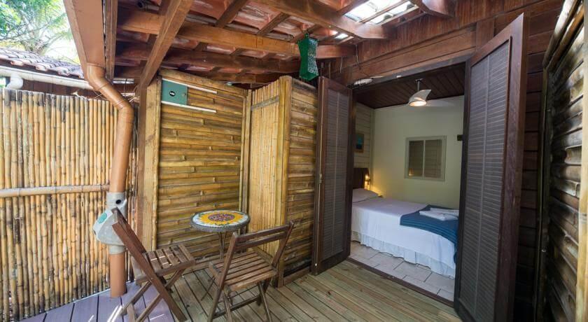Pousada Treze Luas - Ilha do Mel (Essa foto foi retirada do site Booking.com)