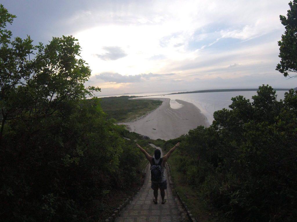 Praia do Farol - Ilha do Mel