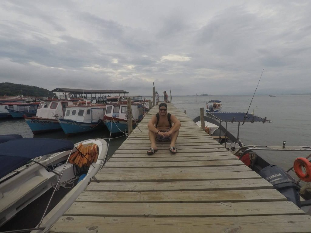Trapiche de Encantadas - Ilha do Mel