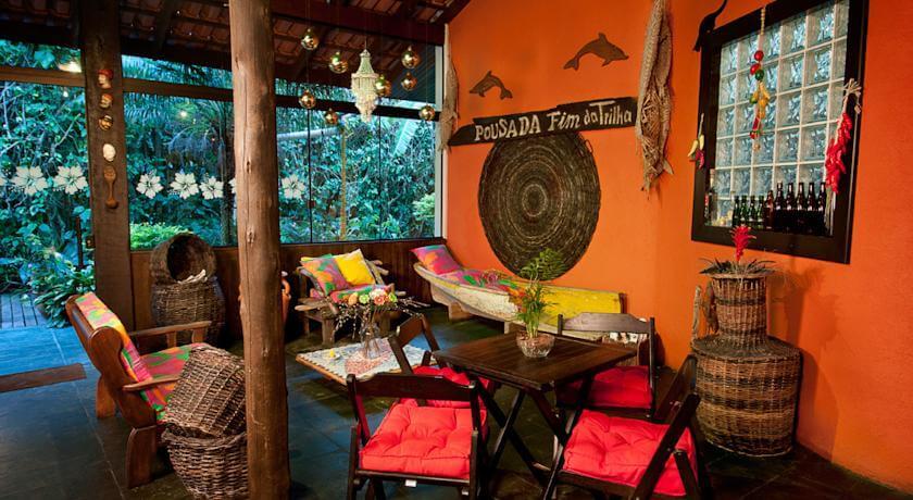 Pousada e Restaurante Fim da Trilha - Ilha do Mel (Essa foto foi retirada do Booking.com)