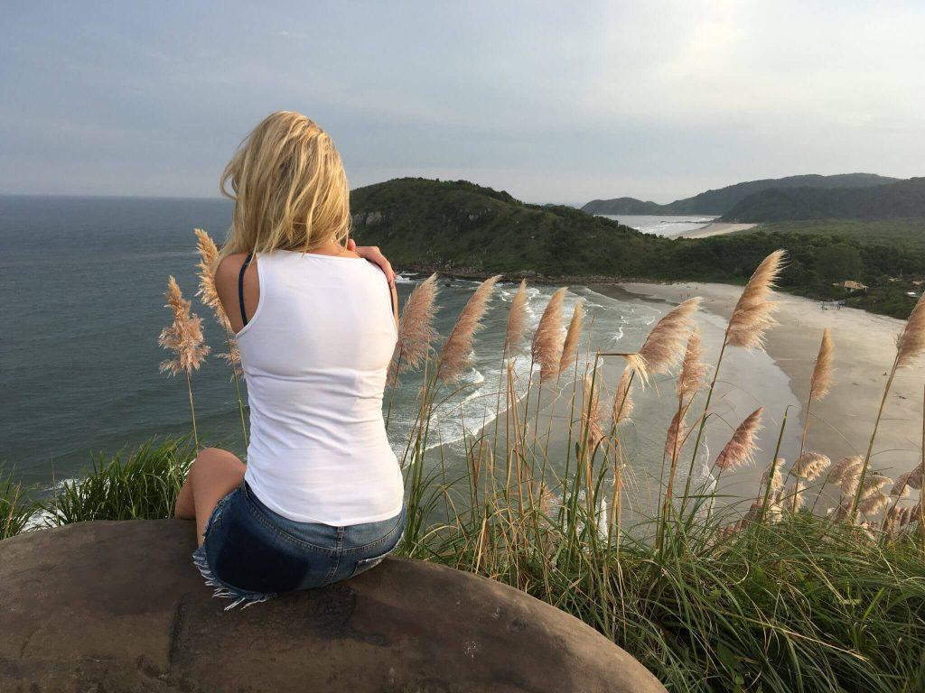 Praia de Fora - Ilha do Mel