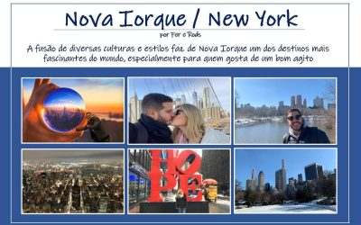 O QUE FAZER EM NOVA IORQUE? – DICAS DE VIAGEM