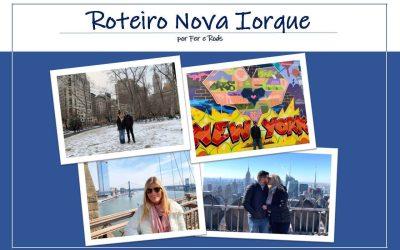 ROTEIRO DE 4 DIAS EM NOVA IORQUE